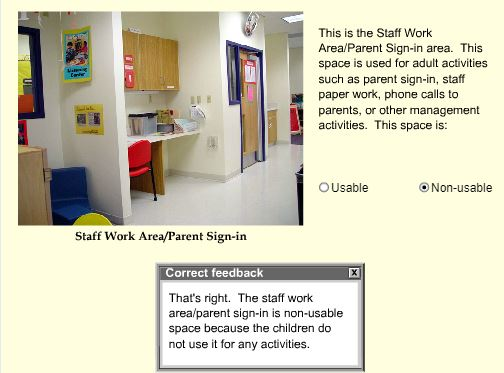 3.Staff Work Area