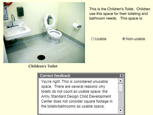 9. Children's Toilet