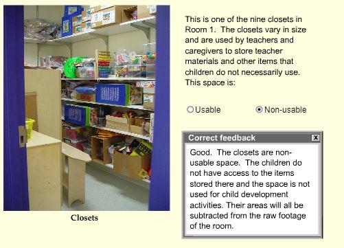 10. Closets